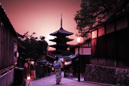 京都で働きたいキャバ嬢必見!!京都に住むメリット